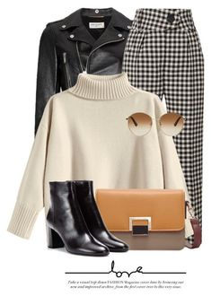 47 Spring Casual Style Looks To Wear Today - Fashion New Trends Mode Outfits, Trendy Outfits, Fashion Outfits, Fall Winter Outfits, Autumn Winter Fashion, Spring Outfits, Traje Casual, Mode Ootd, Business Outfit