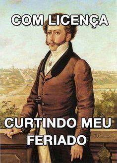 Dom Pedro I   7 de setembro Independência do Brasil