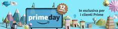 Amazon lancia il Prime Day 2016: il 12 luglio oltre 100.000 promozioni in tutto il mondo