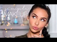 SIMPLE DAYTIME MAKEUP +BOYFRIEND DOES VOICEOVER - the Beauty Bybel