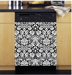 Appliance Decals, now why didn't i think of that!