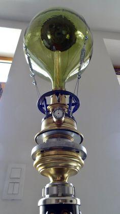 PHILEAS FOGG 2 LAMPADAIRE par ericecile44 sur Etsy