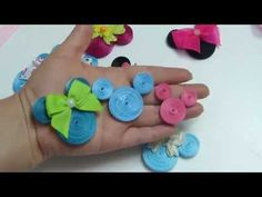 Diy como elaborar siluetas de Minnie Mouse para lazos . Minnie Mouse Moños - YouTube