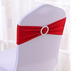 50 Creative Wedding Chair Decor with Fabric and Ribbons | Deer Pearl Flowers