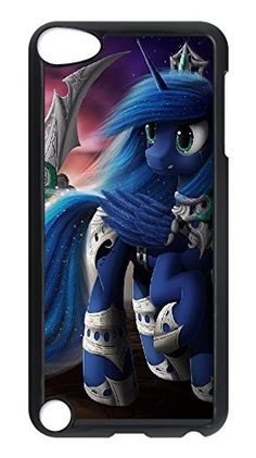 My Little Pony Case for ipod touch5,Princess Luna phone Case for ipod touch5.