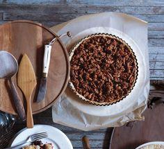 Caramel Walnut Pie | Get the recipe for Caramel Walnut Pie .