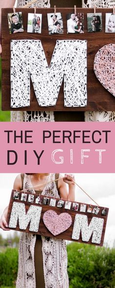MOM or DAD perfect gift idea!!