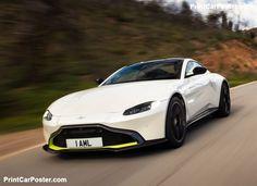 Aston Martin Vantage 2019 poster, #poster, #mousepad, #tshirt, #printcarposter