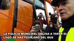 Ataques al Bus de la Libertad en Pamplona