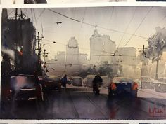 Alvaro Castagnet   sketches of Melbourne And Sydney!!!love Australia, miss my friends!!!!!!