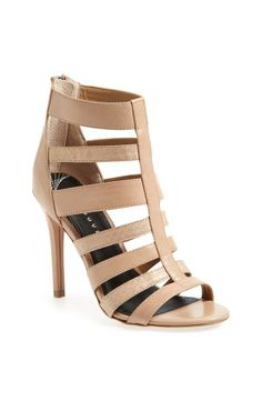 2795cbbf96ee7f Trending - Cage Sandals Pretty Sandals