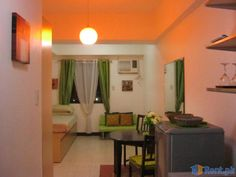 For Rent: Condominium in Persimmons Condominiums, Mabolo, Cebu City, Cebu - only Php 20,000 a month. Fully FURNISHED.