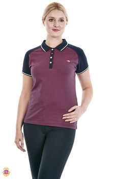 Sherwood Forest Fenton SF-LE-2935 Dark navy Jersey/Spandex Delicate stripe, 4 button front & SF embroidery