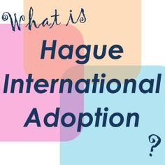 What is Hague International Adoption? #internationaladoption #mljadoptions #adoption