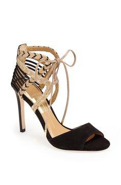 Dolce Vita 'Hexen' Lace-Up Ankle Strap Sandal | Nordstrom