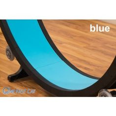 High energy cats need a safe place to run and expend pent up energy. This Cat Exercise Wheel is the ultimate feline toy! Cat Exercise Wheel, Color Pad, Black Wheels, Litter Box, Maruchan Ramen, Cats, Blue, Running, Products