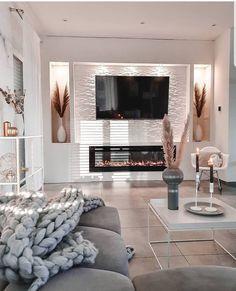 Design Moderne, Deco Design, Design Case, Dream Home Design, House Design, Decor Interior Design, Interior Decorating, Living Room Designs, Living Room Decor