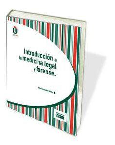 Introducción a la medicina legal y forense