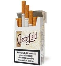 Chesterfield Bronze cigarette pack