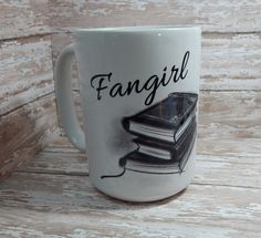 Perfect gift for the teacher, librarian, author, or just all-around book-lover in your life :)