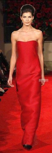 Alberta Ferretti FW 2013-14 -- https://www.etsy.com/shop/Whitesrose Go here for your Dream Wedding Dress and Fashion Gown!