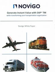 Learn to generate Value from your SAP Transport Management System (SAP TMS) defining transportation value criteria and tie them to standard SAP Transport