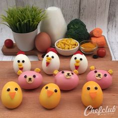 Tasty Videos, Food Videos, Cute Food, Yummy Food, Amazing Food Art, Easy Chicken Dinner Recipes, Food Garnishes, Food Decoration, Food Humor