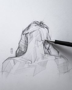 Ani Cinski is a German pencil sketch artist, Illustrator and Graphic Designer. Ani Cinski is drawing great attention to her unique sketch drawings. Art Drawings Sketches Simple, Pencil Art Drawings, Cool Drawings, Pencil Sketching, Detailed Drawings, Pencil Sketches Of Faces, Unique Drawings, Realistic Drawings, Beautiful Drawings