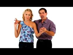 How to Do the Sweetheart Position | East Coast Swing | How to Swing Dance - YouTube ***very thorough instructions***