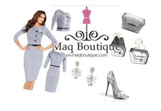 """MAQBOUTIQUE"" by princessm2004 on Polyvore featuring women's clothing, women, female, woman, misses, juniors and MaqBoutique"