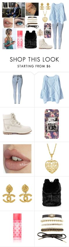 """""""One thing you can do better than anyone else, is be yourself."""" by jblover-1fan on Polyvore featuring Episode, Timberland, Chanel, Puma, Victoria's Secret and Charlotte Russe"""