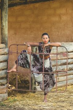 Kamanga wear Zambian fashion label