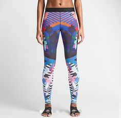 Coloured legging Nike