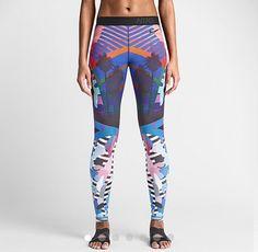 Coloured legging Nike