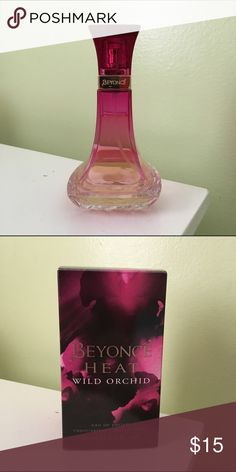 Beyonce Perfume Heat Wild Orchid - Beyonce Perfume                     1.7 FL OZ / 50 ML                                                     Comes with box Other