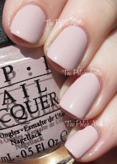 OPI Spring/Summer 2014 Brazil Collection: Don't Bossa Nova Me Around