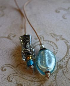 Book Mark Book Jewels with Large Focal by BlueMantleCreations, $27.00
