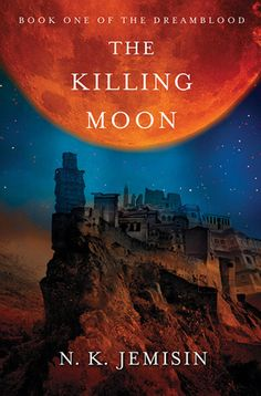 Jemisin is a favorite author; good character development, terrific writing, wonderful story telling.  Be careful what you dream ...