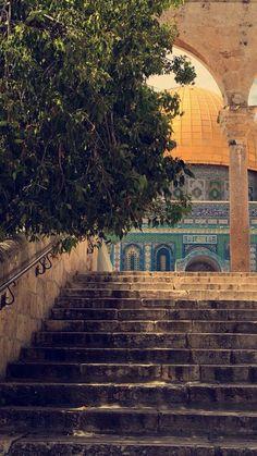 إلى متــــى ؟؟؟؟؟! Palestine History, Israel Palestine, The Beautiful Country, Beautiful Places, Dome Of The Rock, Islamic Wallpaper, Islamic Architecture, Islamic Pictures, Islamic Art
