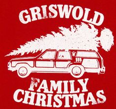 Christmas vacation - it's not Christmas until we have watched this.