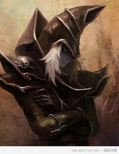 Digital Painting of Dark Magician from Yu-Gi-Oh!  I don't know exactly who did this but all the credits for him/her.  Just Awesome!