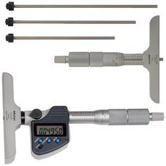 Mitutoyo Depth Micrometers
