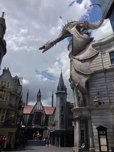 The Wizarding World Of Harry Potter - Diagon Alley en Orlando, FL