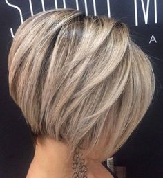 Image result for short bob hairstyles for thick hair