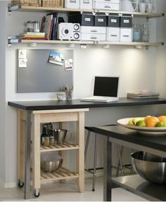 """Don't let schedules, deadlines and to-dos get the best of you. A central """"command center"""" in the kitchen can keep your family on time and on track."""