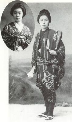 お鯉、安藤照子(明治時代の美人ランキング)