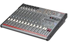 Phonic AM642D-USB Digital Effects USB Mixer