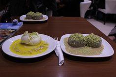 Cheese Halvah and Hayrabolu Dessert, Edirne // Peynir Helvası ve Hayrabolu Tatlısı, Edirne
