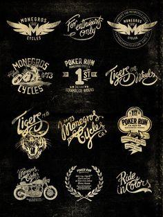 Monegros Cycles Branding by Alex Ramon Mas