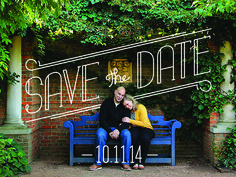 Sister's Save the Date